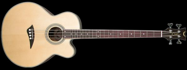 Dean Electric Acoustic Bass - $80 (slidell)