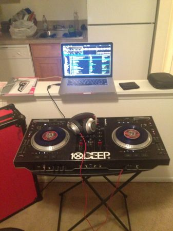 Numark NS7 Turntables With Case (Serato) - $1100 (New Orleans)