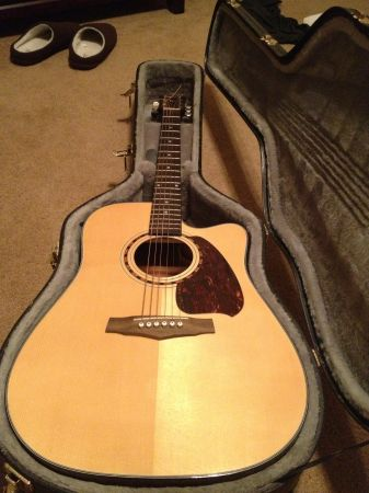 Ibanez AcousticElectric - $120 (Uptown)