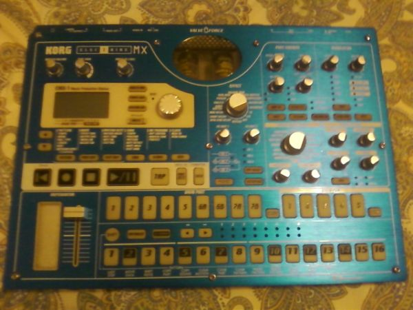 Korg Electribe EMX-1 drum machinesynthsequencer - $200 (Lower Garden District)