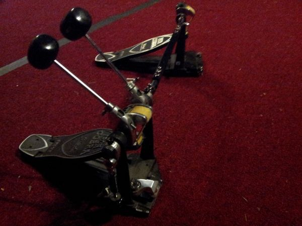 iron cobra double bass pedal strap drive - $225  - $225 (New Orleans)