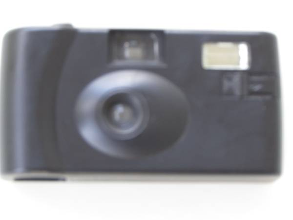 VINTAGE INSTAMATIC CAMERA OF UNKNOWN MAKER -   x0024 1