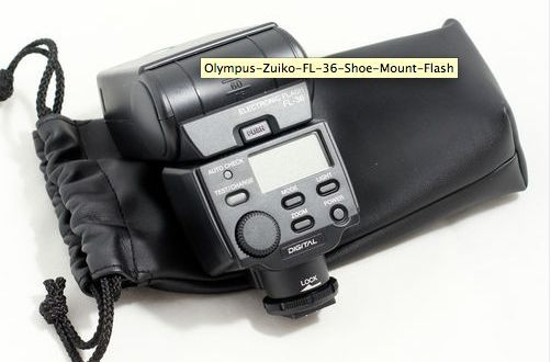 Olympus-Kuiko Shoe Mount Flash - $90 (Metairie)