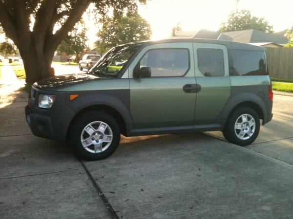 16 IN RIMS AND TIRES HONDA ELEMENT (KENNER LA)