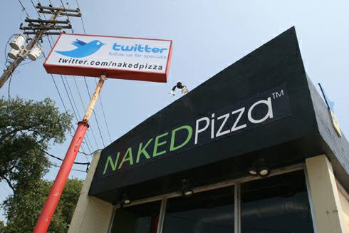Naked Pizza Now Hiring Delivery Drivers (Uptown - New Orleans)