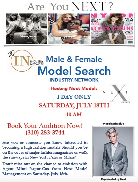 Male  Female Model Search