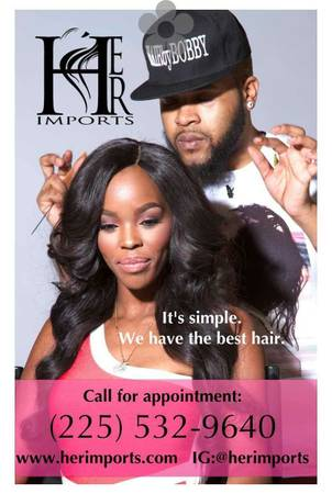 WE (HAVE) IT - REAL VIRGIN HAIR - THE ONLY SUPPLY IN THE DVM (New orleans)
