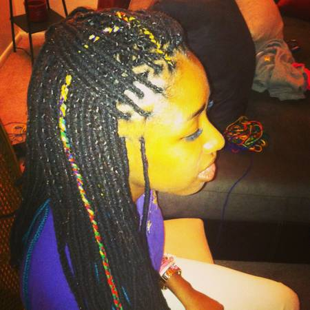 Yarn Braids, Loc Extensions and More (Terrytown)
