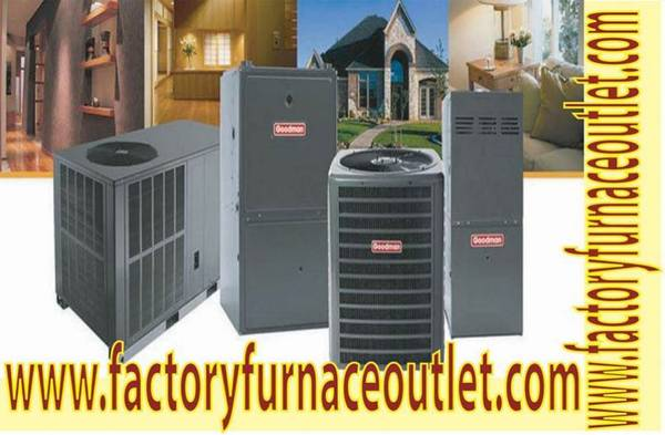 Buy your Furnace direct and save lots of $ (San Angelo)