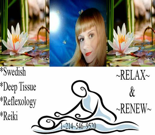 Relax and Renew   into the Ultimate YOU    Awesome Therapeutic Massage South Austin