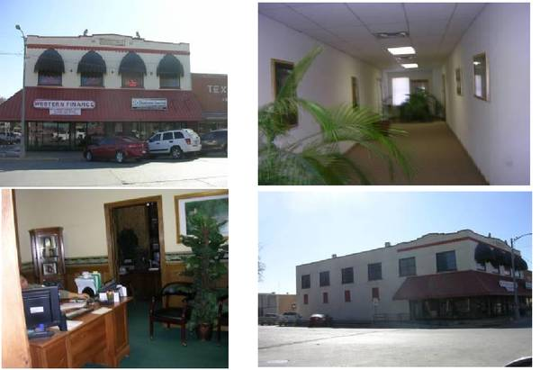 BEAUTIFUL COMMERCIAL BUILDING ONLY 149K  DOWNTOWN BRADY