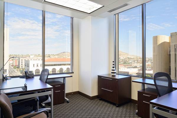 Downtown El Paso Office Space Starting at  299 with 3 Months Free Rent  Wells Fargo Building