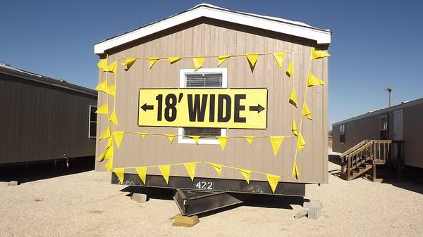 BLOW OUT SALE ON SINGLE WIDES HURRY (ABILENE, TX)