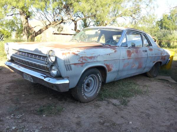 For Sale or Trade 1966  Mercury Comet -   x0024 1200