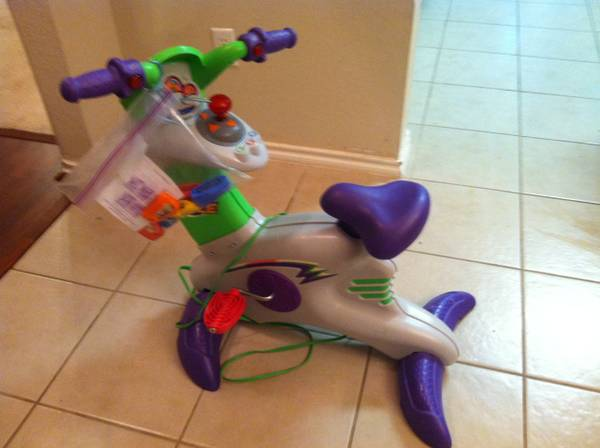 Fisher price smart cycle - $100 (Leander)