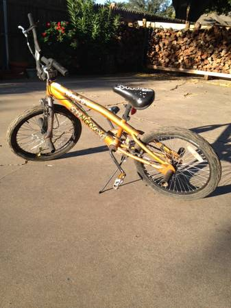 20 Mongoose Freestyle Bike - $20 (San Angelo)