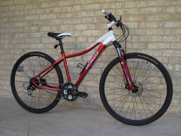 2011 Womens Specialized Ariel Sport Disc - ( 17 Medium ) - $475 (South Austin)