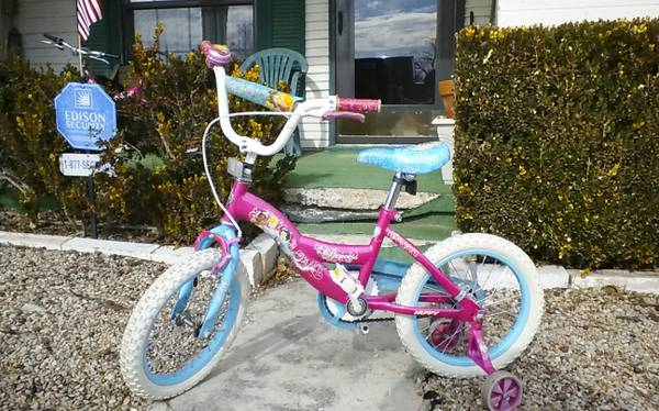 Princess bike -   x0024 30  San Angelo TX