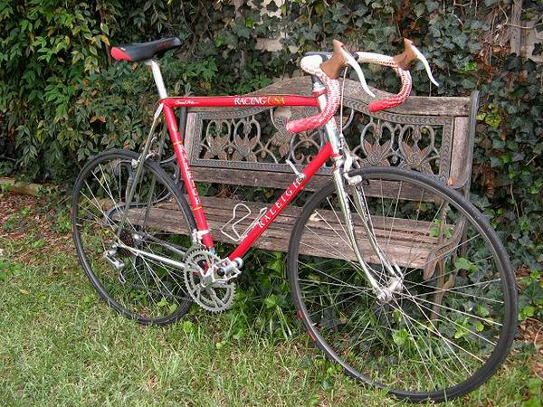 1984 Raleigh USA Grand Prix - $375 (ParmerMoPac)