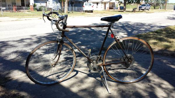 schwinn Continental bike 10 speed vintage - $200 (San Angelo)