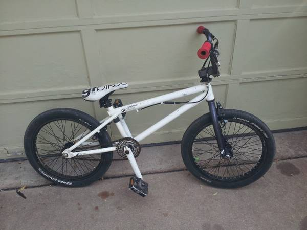 GT BMX 2009 Performer Bike - $215 (San Angelo 76904)
