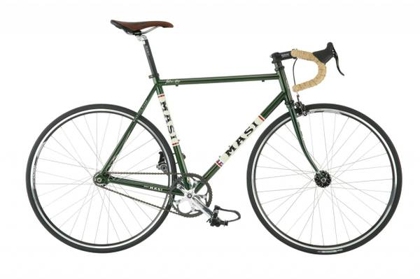 MASI 2009 Emerald Green Single-Speed STOLEN - $800 (East Austin)