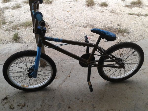 bmx-eastern pay dirt - $100 (brady)