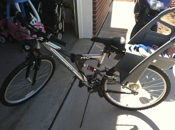 TRIAX PK7 21 speed bike - $60 (San Angelo)