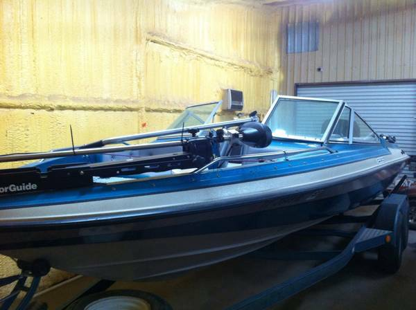 1994 Stratos 290 SF Fish and Ski Combo -   x0024 4800  Robert Lee