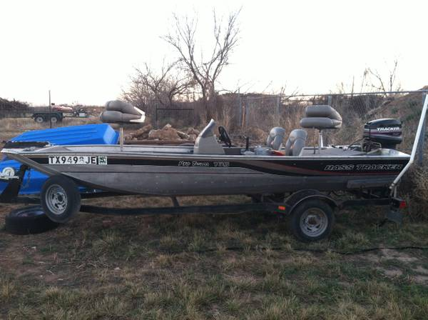 1999 Bass Tracker -   x0024 3000  san angelo