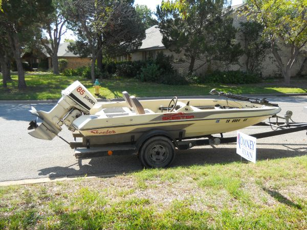 1984 Skeeter SD-80 - $1400 (San Angelo)