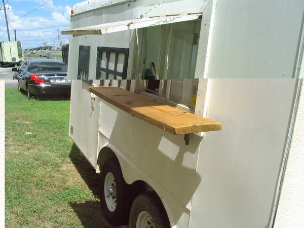 food concession trailer -   x0024 10200  austin