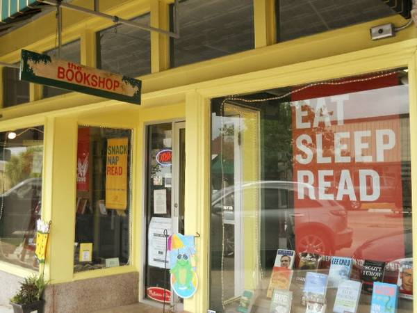 BOOK STORE for SALE in the Beautiful Hill Country