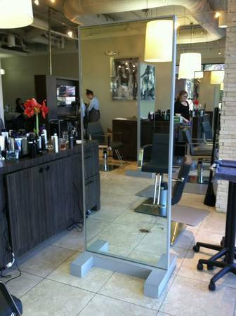 NEW never used Salon Station Mirrors  Downtown Austin