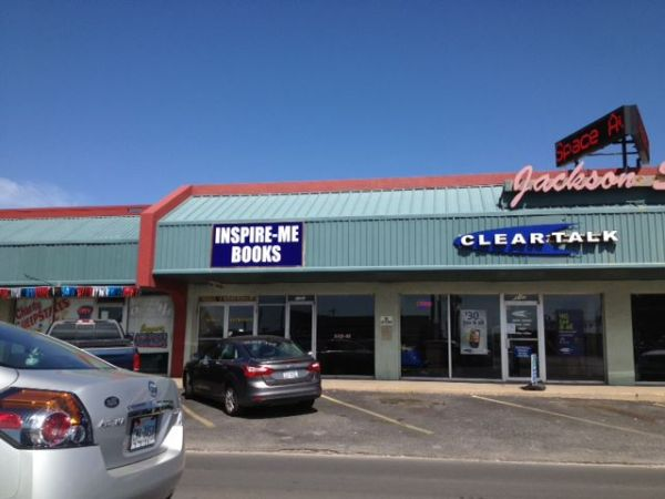 Inspire-Me Book Store for Sale (3124 Sherwood Way)