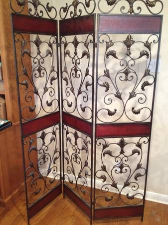 Beautiful Iron Divider -   x0024 50  San Angelo