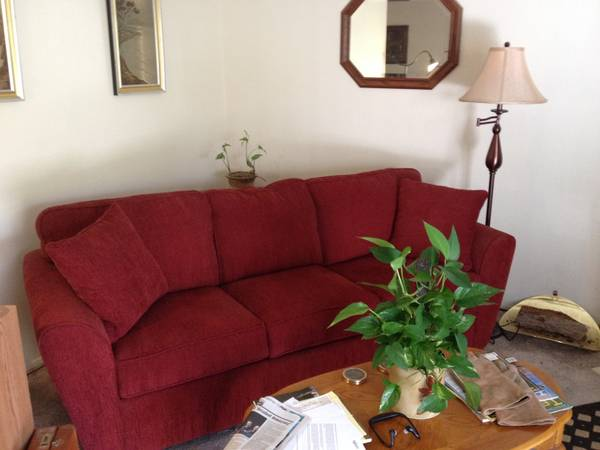 Sofa Bed - $400 (San Angelo)