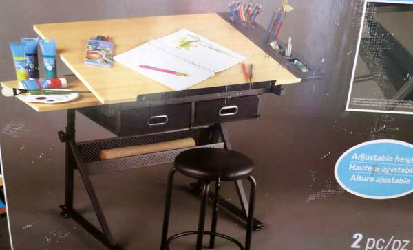Art  amp  Craft Creative Center  Desk  Artist s Loft -   x0024 175  San Antonio  Texas