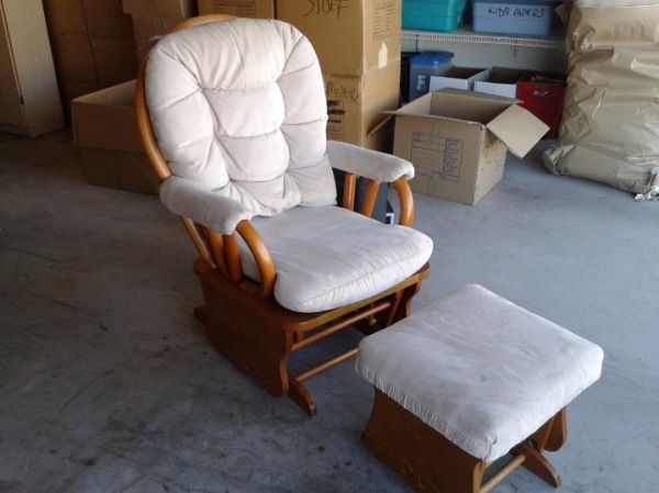 Very comfortable GliderRocker - $75 (San Angelo)