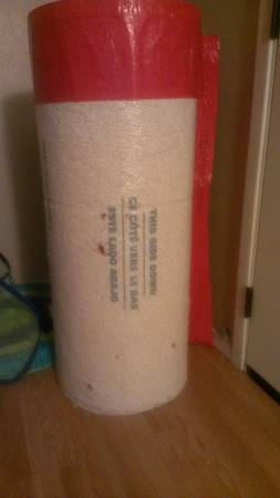 3 in 1 underlayment  - $100 (grape creek )