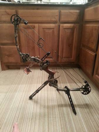 Mathews Mustang Bow - $325 (San Angelo)