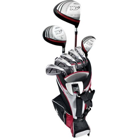 TiTech X-GenII Mens Complete Golf Set - $80 (San Angelo)