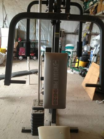 Weider Pro Universal Gym AND Weight bench - $20 (Vancourt)