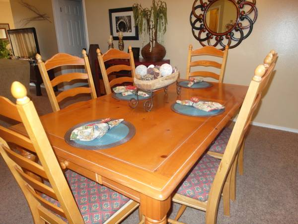 7-Piece Dining Room for Sale  San Angelo
