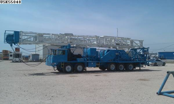 Well Service Rigs and Drilling Rigs For Sale (just northeast of shawnee)