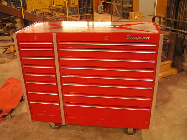 Snap On Toolbox kr-660 -   x0024 1500  Sonora