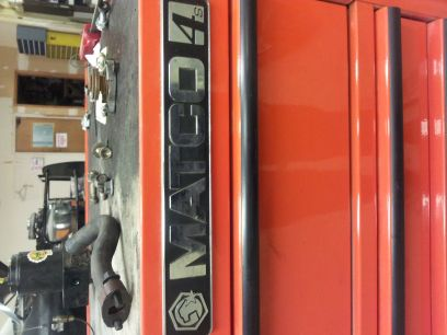 MATCO TOOL BOX - $4500 (san angelo )
