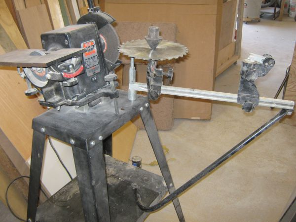 shaw sharpening equipment - $500 (Ballinger, Tx)