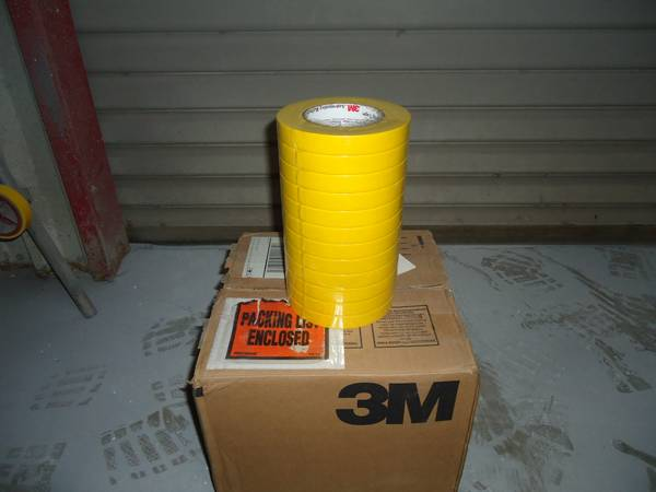 3 4   3M Automotive Masking Tape -   x0024 15  San Angelo