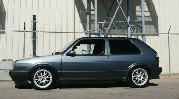 16 rare VW BBS RIMS 4X100 WITH TIRES - $800 (SAN ANGELO)